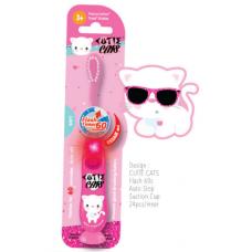 ССС-5 Детская зубная щетка  с таймером-подсветкой. Детям с 3-х лет.