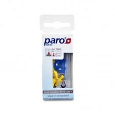 1044 Paro Isola  Цилиндрические ершики, очень мягкие, диаметр 2,5 мм, желтые, уп. 5 шт.