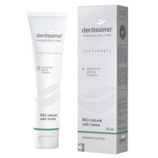 dns13 Зубная паста Dentissimo Bio-Natural With Herbs