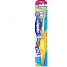 2373 - Детская зубная щетка Wisdom до 14 лет.