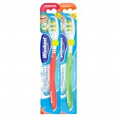 2405 - Зубная щетка Wisdom Средней жесткости.