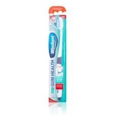2427 Зубная щетка Wisdom, с V образным вырезом Medium
