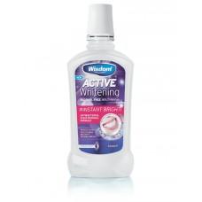 Ополаскиватель Wisdom Active Whitening Instant Bright Mouthwash (Alcohol Free) 500ml