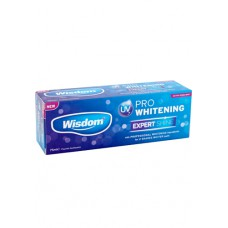 2707 Зубная паста Wisdom UV PRO Whitening 75 ml