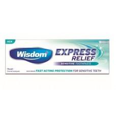 2727  Зубная паста Wisdom Sensitive Expert Express Relief Toothpaste