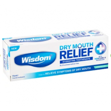 Зубная паста Wisdom Dry Mouth Relief Toothpaste 75ml