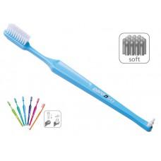 709  Paro S43 Interspace  Зубная щетка c мягкой щетиной и монопучковой насадкой