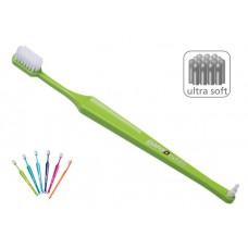 714 Paro exS39 ultra soft Interspace Зубная щетка c  ультра мягкой щетиной и монопучковой насадкой