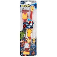 AV-21  Детская электрическая зубная щетка Rotary Toothbrush with 3D cap
