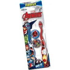 AV-9 Детские зубные щетки Value Twin Pack brushes & twin caps