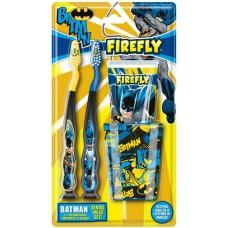 BM-15 Детский набор для чистки зубов Batman Dental Set 6+