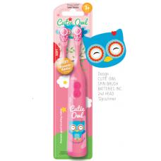 CCO-21 Электрическая детская зубная щетка.  Детям с 3-х лет.