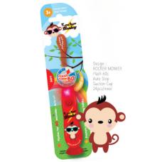 CRM-5 Детская зубная щетка  с таймером-подсветкой. Детям с 3-х лет.