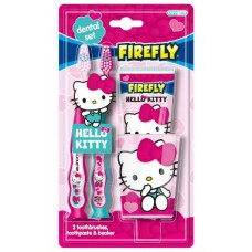 HK-15 Детский набор Hello Kitty  Dental Value Set