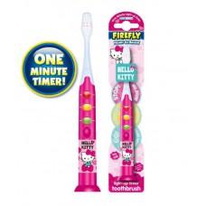 HK-19 Детская зубная щетка Hello Kitty Ready Go toothbrushes от 3 лет