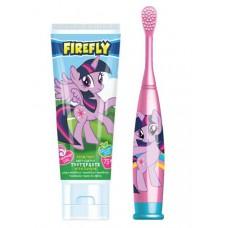 LP-16 Turbo & Paste Gift Pack Набор: Электрическая детская зубная щетка+зубная паста (75мл) Детям с 6-ти лет.