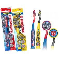 TR-3 Travel Kit - Toothbrush and Cap Детская мягкая зубная щетка