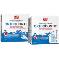 Fittydent Таблетки для очистки съемных ортодонтических зубных конструкций, 32 шт