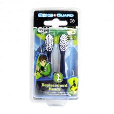 Детская электрическая зубная щетка ben10-replacement-heads