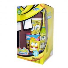 Детский набор для чистки зубов Spongebob Dental Tidy Set