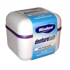 1177  Wisdom Denture bath - Ванночка для протезов