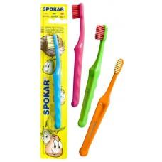 3432 Детская зубная щетка SPOKAR Children