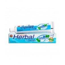 "4059 Зубная паста ""Herbal Twin Lotus Fresh&Cool"" 40 гр ""С травами свежесть и прохлада"" 40 гр"