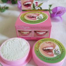8101Травяная паста Райсан с гвоздикой Rasyan Herbal Clove Toothpaste 25 гр