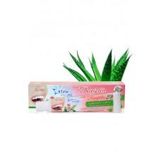 9030Травяная зубная паста Райсан с гвоздикой, алоэ вера и листьями гуавы 30 гр