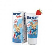 BIOREPAIR JUNIOR  Детская зубная паста  50ml
