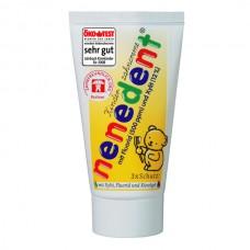 Детская зубная паста Nenedent Fluor