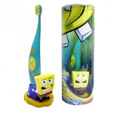 Детская электрическая зубная щетка Spongebob Sonic toothbrush