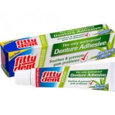 Fittydent-sensitive крем для супер фиксации съемных зубных протезов 40г.